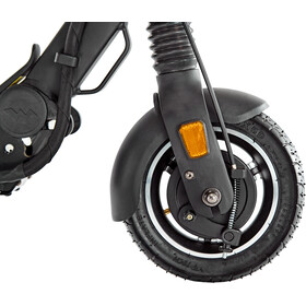 EGRET Eight V3 elektryczna hulajnoga, czarny